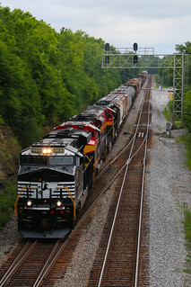 NS 117, Faulconer,KY 7/6/2017 | by Bluegrass Railfan