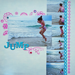Scrapbooking Page Jump | by Alanna George