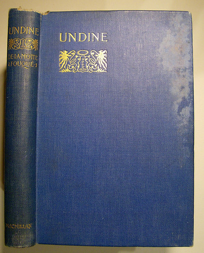Undine (cover and spine) 1897 | by Aria Nadii