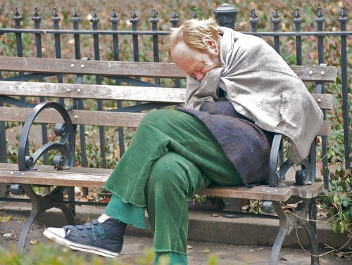 Homeless and cold | by Ed Yourdon