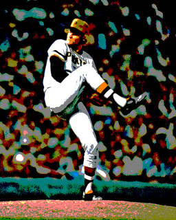 Jerry Reuss 1975 Pittsburgh Pirates