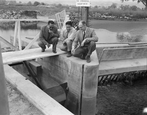 CSU HYDROLICS LAB 1957