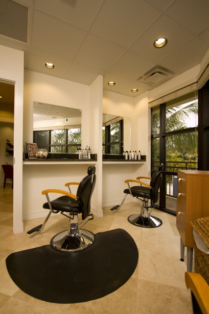 Spa at 'Tween Waters Inn Island Resort, Captiva Island Florida 7