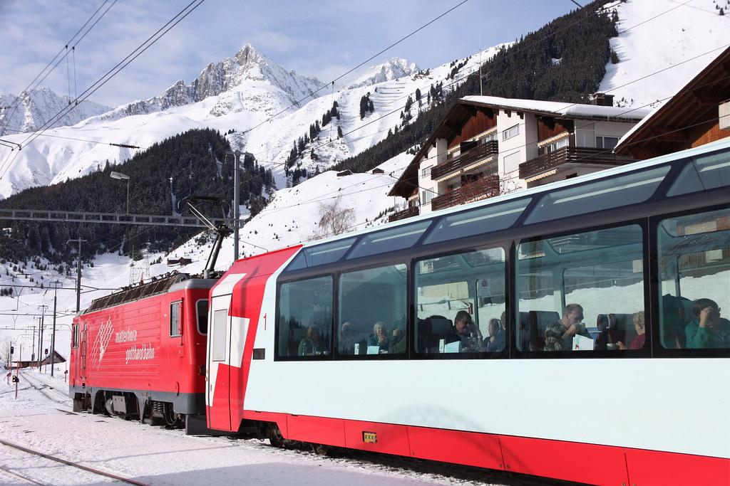 Image result for The Glacier Express