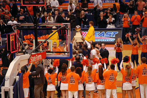 Big East Trophy 2010