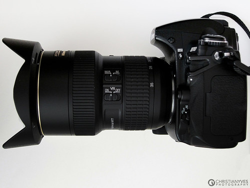 Nikon D700 with 16-35mm f/4G VR | by christianyves
