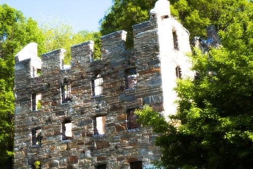 building mill architecture virginia colonial ruin civilwar battlefield fauquier fauquiercounty thoroughfaregap