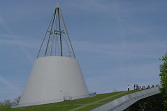 TU Delft library roof