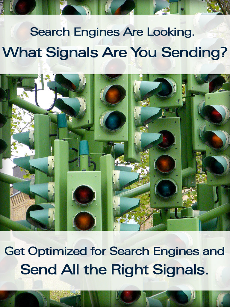 What Signals Are You Sending the Search Engines?