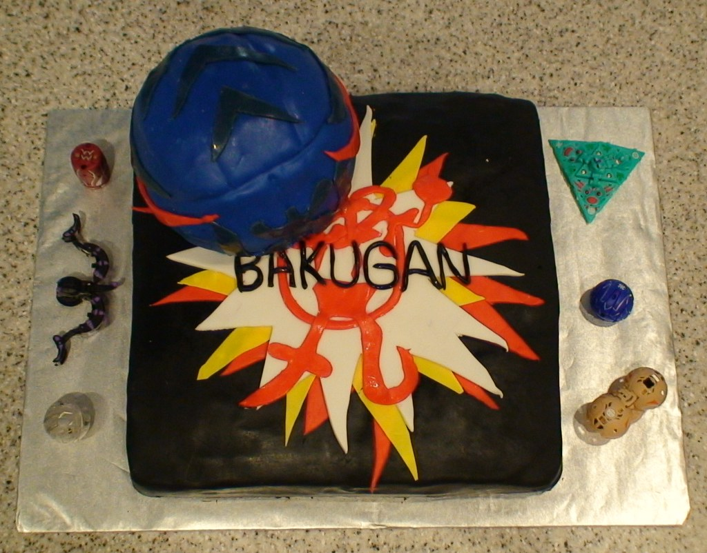 Incredible 8 Year Old Birthday Cake This Is For An 8 Year Olds Birth Flickr Funny Birthday Cards Online Chimdamsfinfo