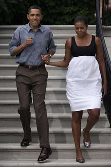 Michelle Obama pregnant? photo | ThorMe | Flickr