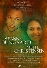 2010. június 2. 9:07 - Susanne Bungaard koncert