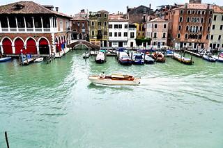 Hotel Ca' Sagredo - Grand Canal - Rialto - Venice Italy Venezia - Creative Commons by gnuckx | by gnuckx