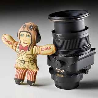 Micro Nikon 85mm PC-E f:2,8 - Ciriciripì - Ciribiripì - Kodak
