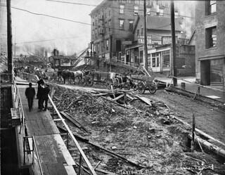 Marion Street, 1907