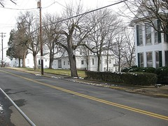 Looking northeast at 123 S. Court St.  The house that used to be next door is now gone.  In the background are the... | by rockman13