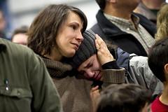 A tearful goodbye | by The U.S. Army