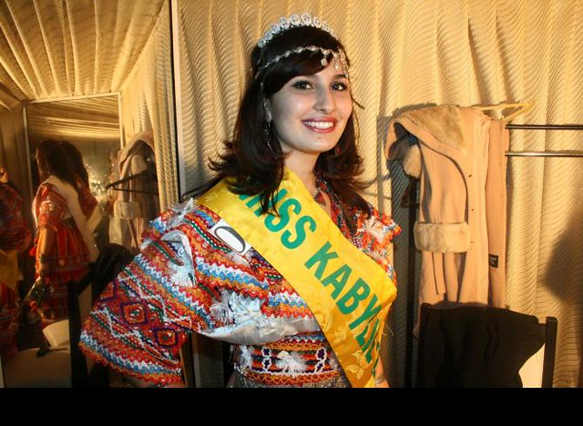 Miss Kabylie