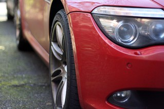 Project 365 #37: 060210 Slumming It In The BMW | by comedy_nose
