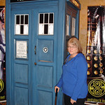 Diane and Police Box