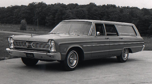 '66 Plymouth Fury wagon!