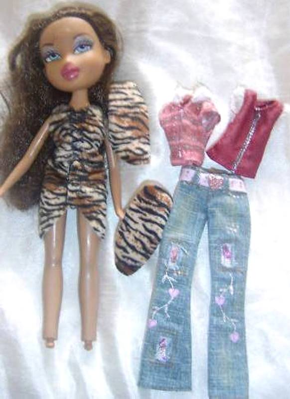 Bratz Dolls X Two Nevra Won On Ebay Auction On The 19th Flickr