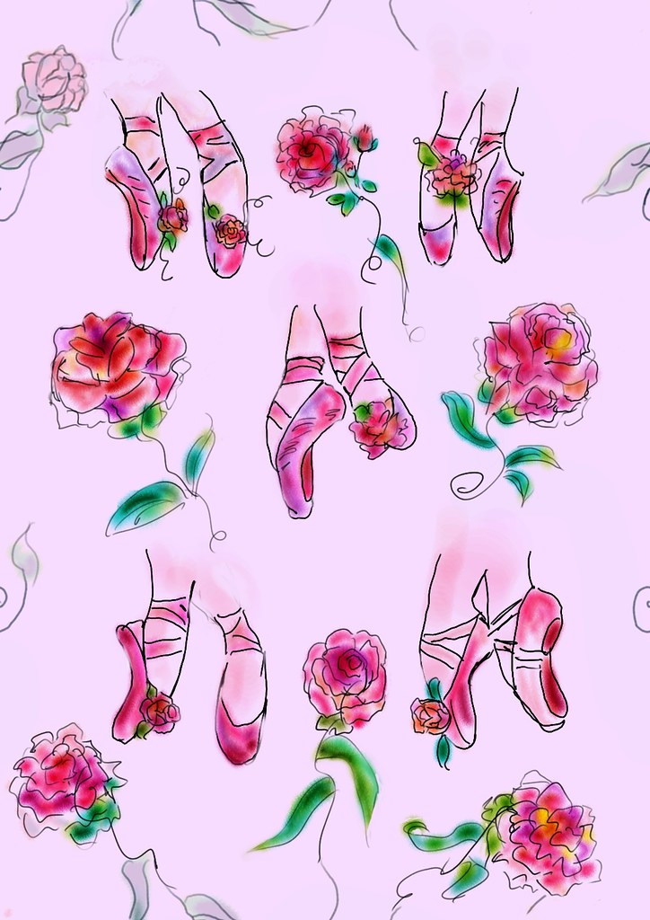 Slippers and Roses