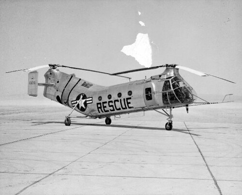 Piasecki : YH-21 : Workhorse | by San Diego Air & Space Museum Archives