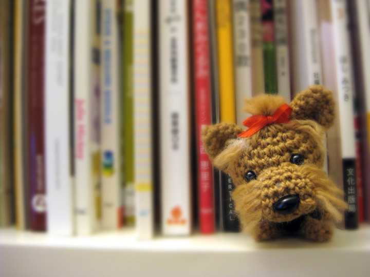 Yorkshire Terrier DOG, Crochet Yorkie Puppy, Amigurumi Dog Doll ... | 540x720