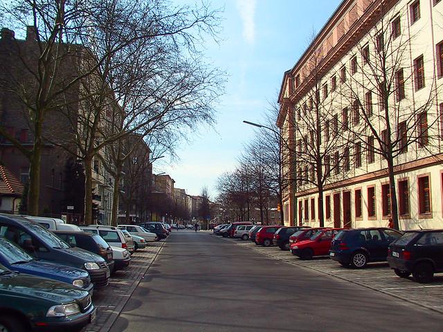 Berlin Kreuzberg Bergmannstraße