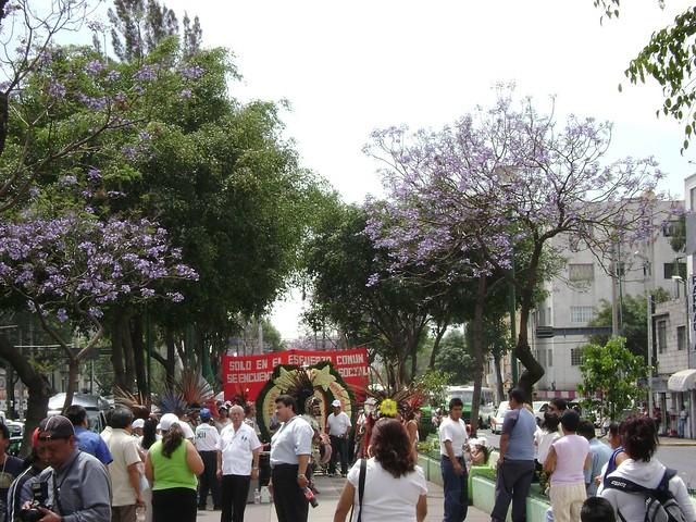 Calzada de Guadalupe, Ciudad de México/Mexico City - www.meEncantaViajar.com
