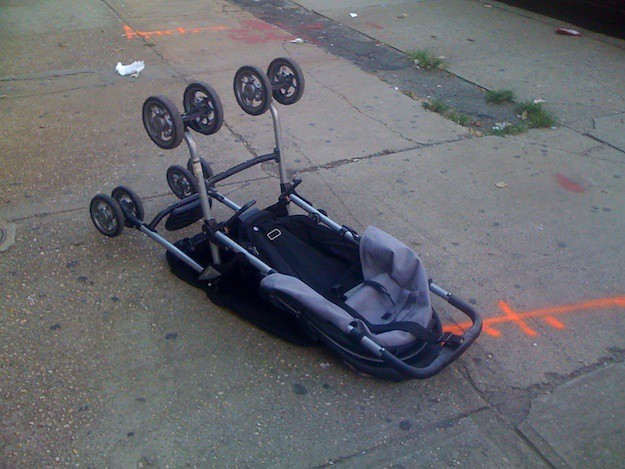 The Death of a Stroller