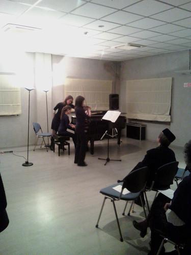"""Elisa e Laura Ferrara, 15 maggio 2010   by Civico Istituto Musicale """"Dalmazzo Rosso"""""""