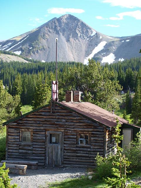 Bill Humble's Cabin