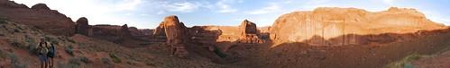 people landscapes desert
