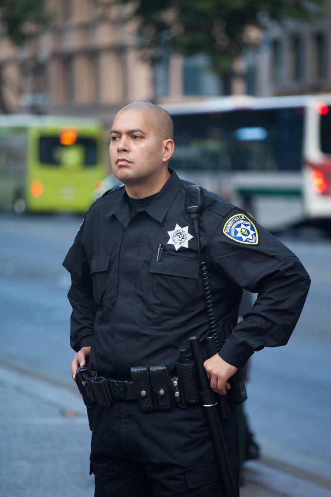 Local Police Agencies Provide Enforcement for Oakland PD