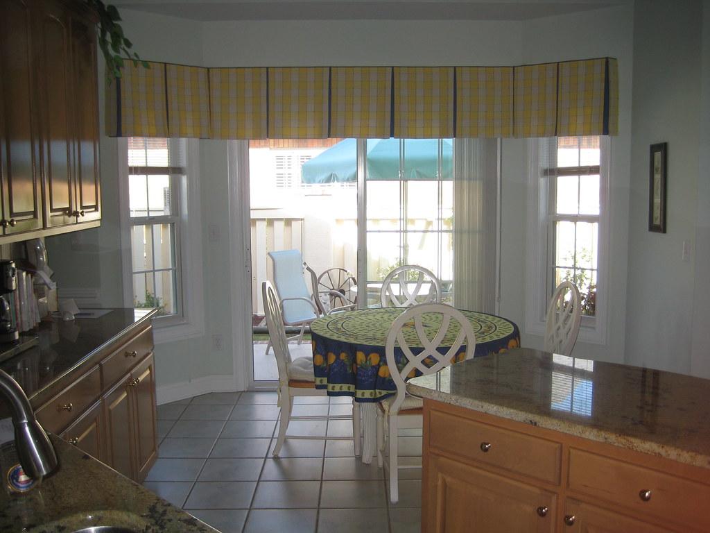 Tailored Bay Window Valance Design Folly Flickr