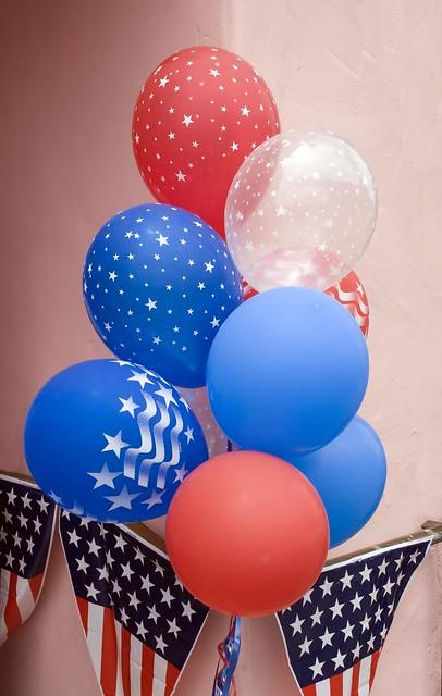 Happy 4th 0f July America