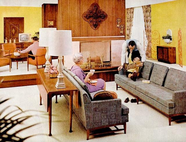 Living Room (1960) | Kimberly Lindbergs | Flickr