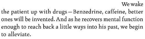 L Ron Hubbard Benzedrine