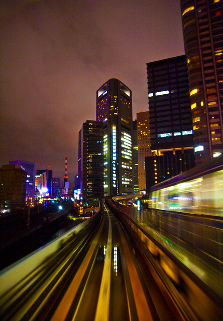 Monorail Yurikamome