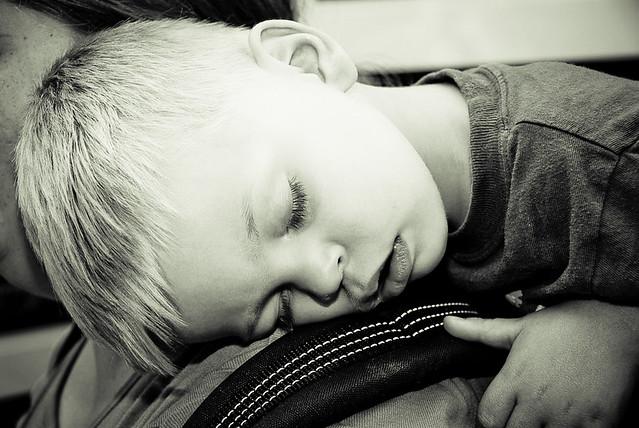 Sleeping Boy, Art Fair