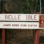 Bell Isle Sign