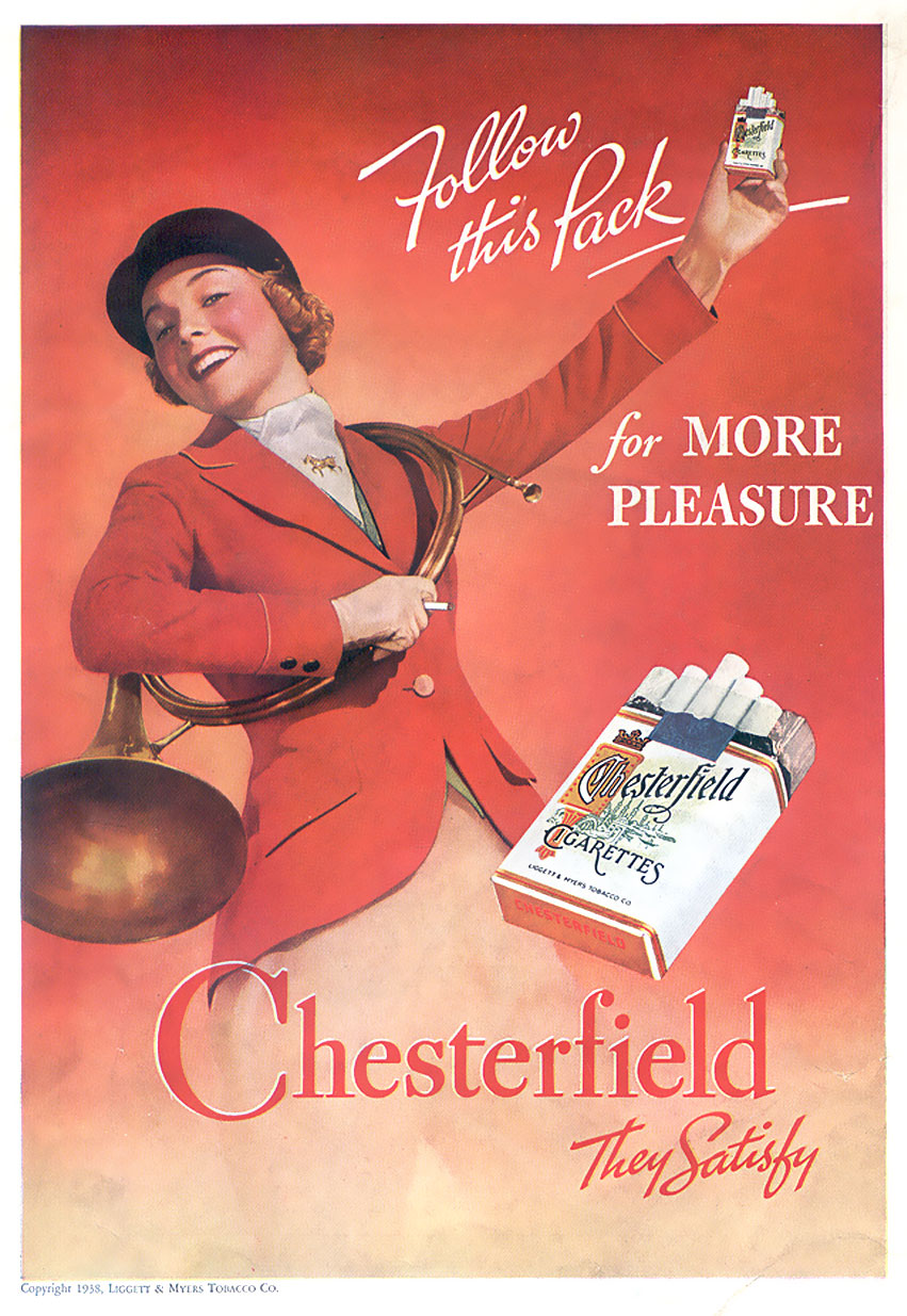 Chesterfield - 1938