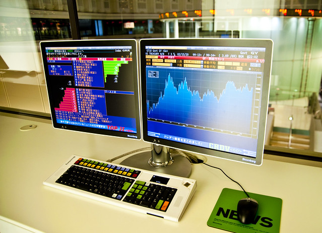 Bloomberg Trading Monitor