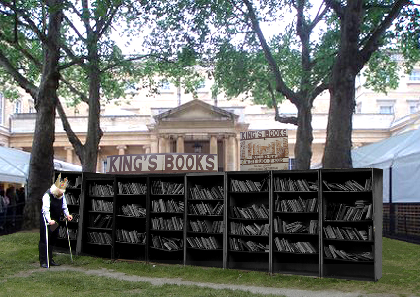 Turf Wars - Books of the King