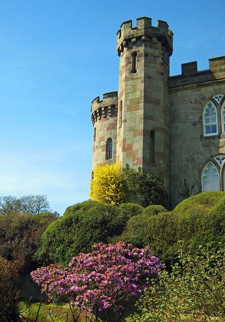 Cholmondeley Castle gardens by Bronwyn Kelly