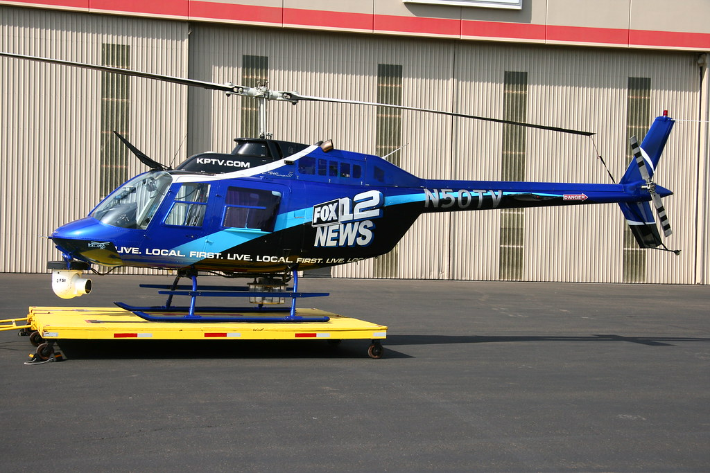 KPTV-12 News Chopper | Traffic, Breaking News and plain ole