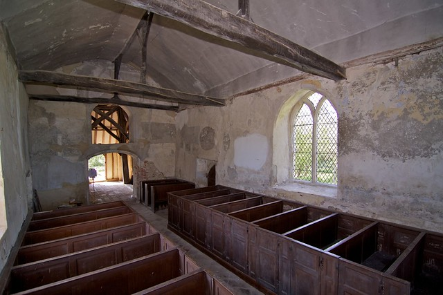 St. Mary (Inside #2)