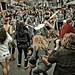 Pedestrian Sundays, Dancing in the Street